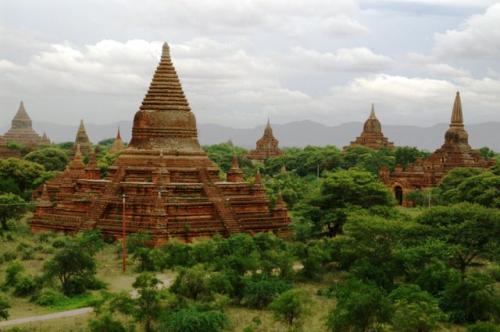 02 Bagan  (55) Pagode Mahabodhipa.JPG